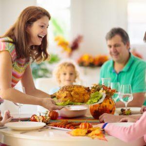 Festmahl für Feierlichkeiten